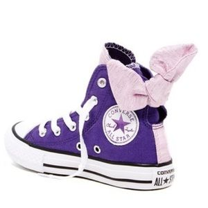 Chuck Taylor Bow Back Showtime All Star High Top